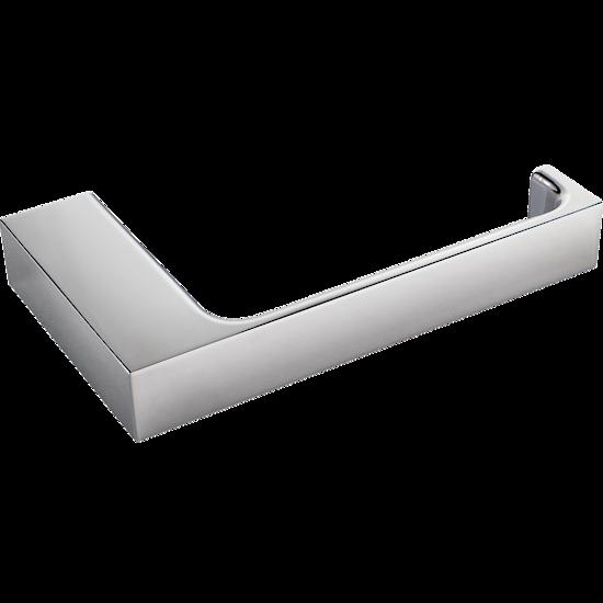 Porta papel higiénico sencillo strayt cromo pulido - kohler