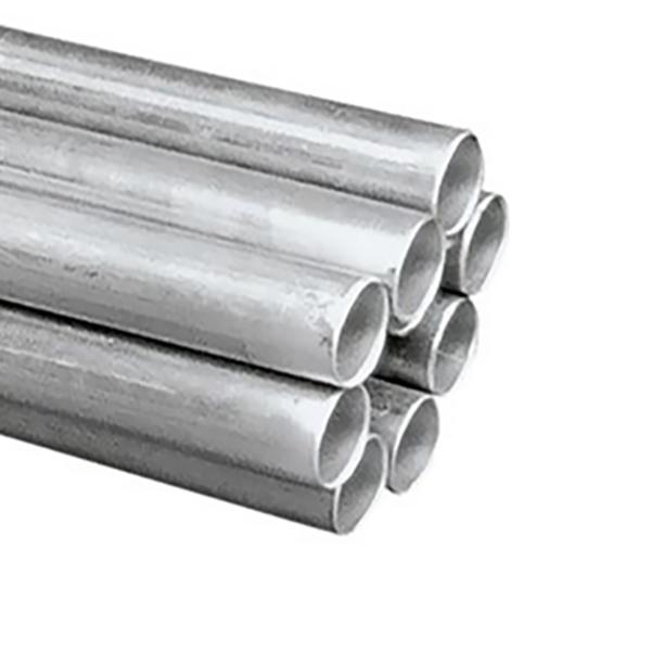 """Tubo de 1 1/2"""" x 5.8m galvanizado de acero para cerca calibre 16"""