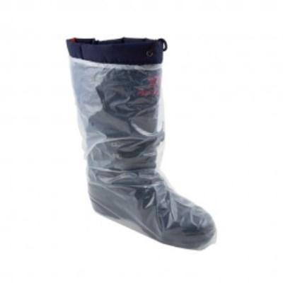 Cubre botas plásticos de 50 unidades