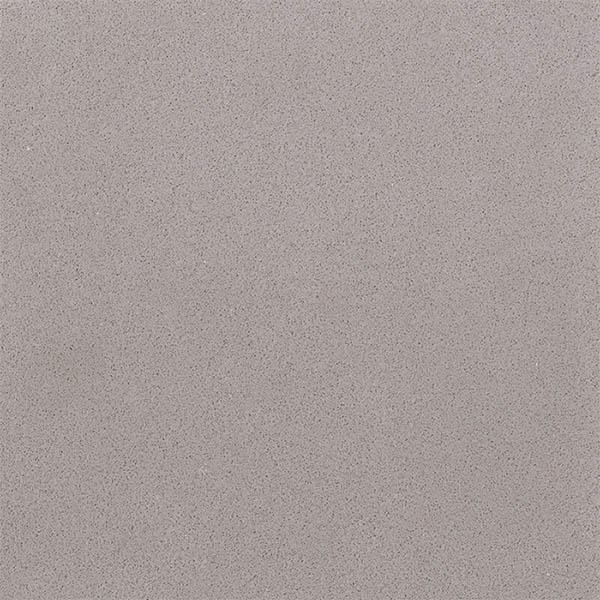 Plancha de cuarzo de 200cm x 60cm x 2cm modelo Shan Grey color gris