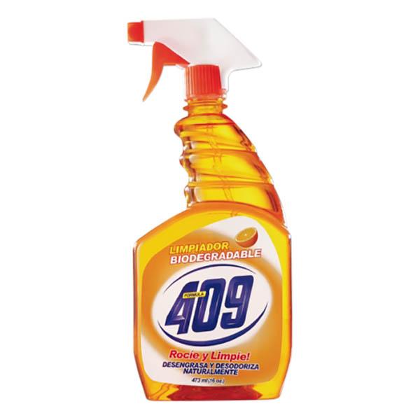Limpiador desengrasante en spray naranja 16 onzas 409