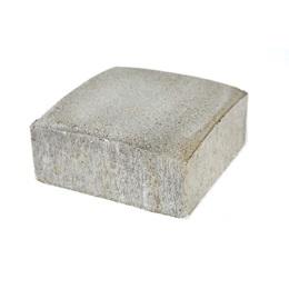 Adoquín Cobble Stone de 13.8cm x 13.8cm x 6cm color gris - venta por m2