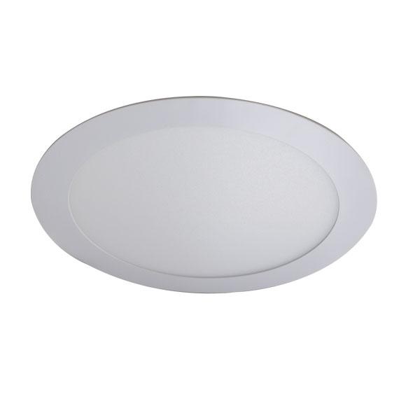 Lámpara led empotrable acabado blanco 18W luz blanca GENERAL LIGHTING