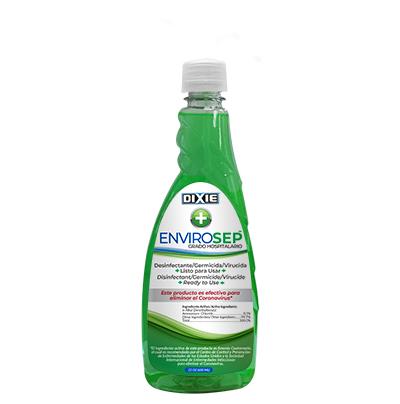 Desinfectante EnviroSep 650 ml Repuesto - Dixie