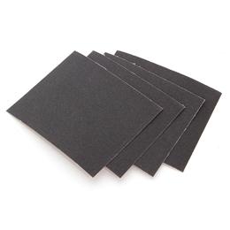 """Lija de 9"""" x 11"""" grano 180 para metal color negro NORTON"""