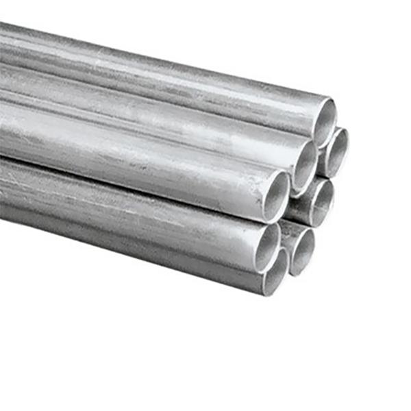"""Tubo de 2"""" x 5.8m galvanizado de acero para cerca"""
