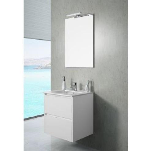 Mueble de baño en kit de 60cm color blanco TEKA