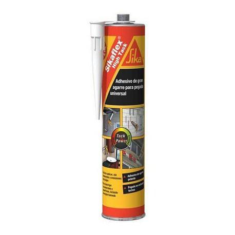 Adhesivo de poliuretno Sikaflex high tack adhesivo multiuso para la construcción