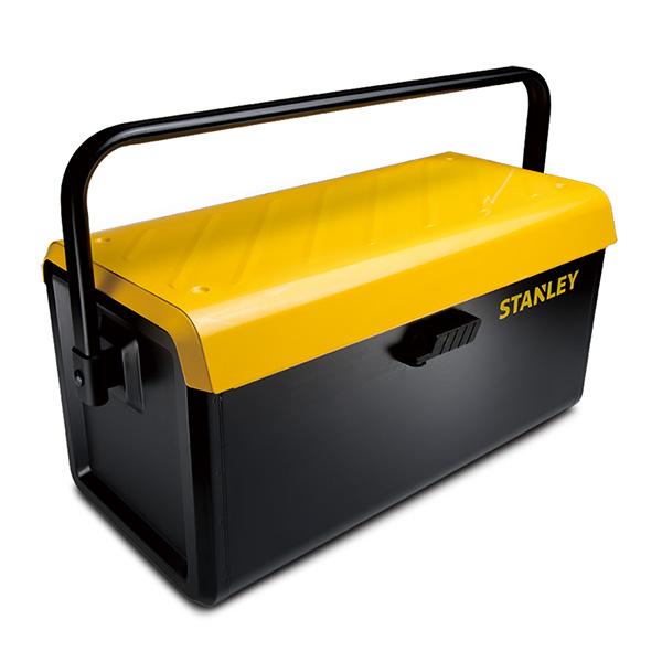 """Caja de herramientas metálica de 19"""" STANLEY"""