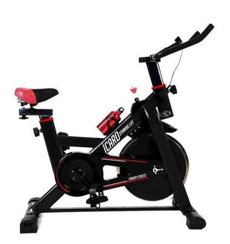Bicicleta de spinning Ícaro de 13 kg- K6