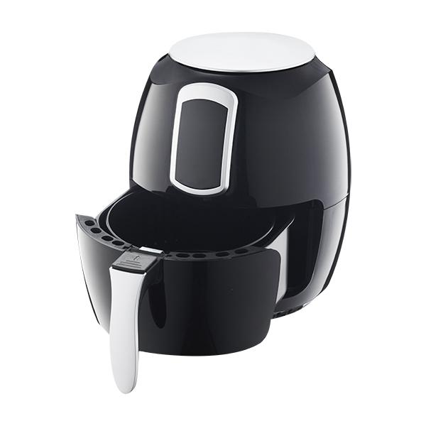 Freidora de aire digital de 3L color negro LDT