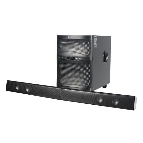 Barra de sonido convertible de 2.1 canales KILPXTREME