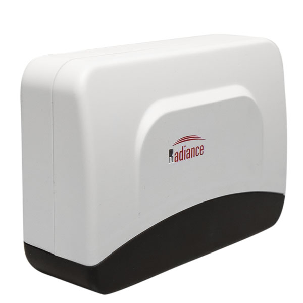 Protector de voltaje para electrodomésticos con 3 salidas RADIANCE
