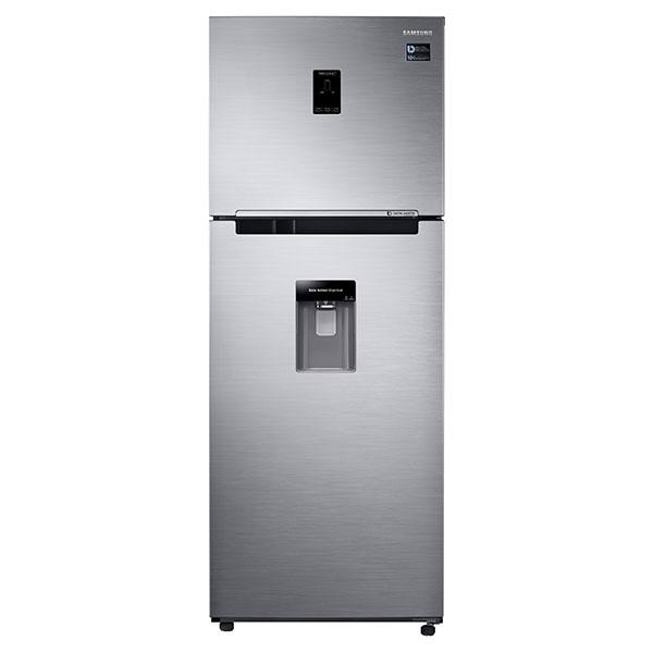 Refrigerador Inverter Top Mount de 2 puertas con capacidad de 382L color gris SA