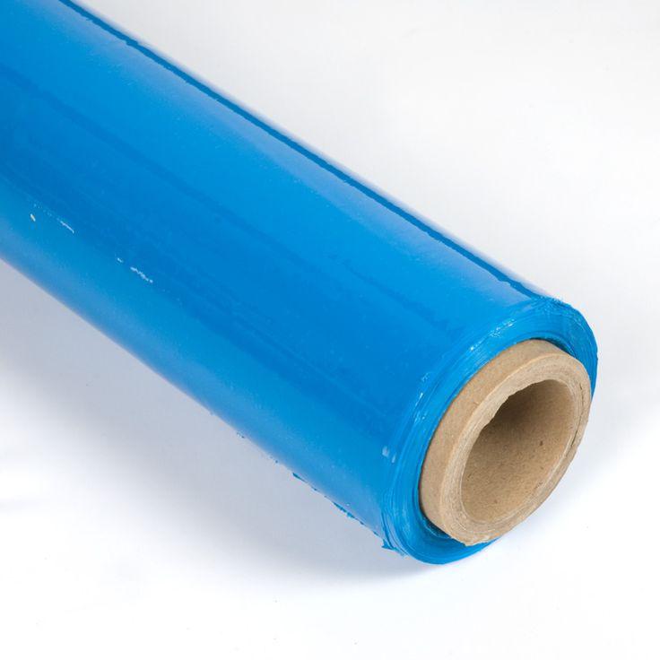 """Plástico azul de 20"""" para embalar"""