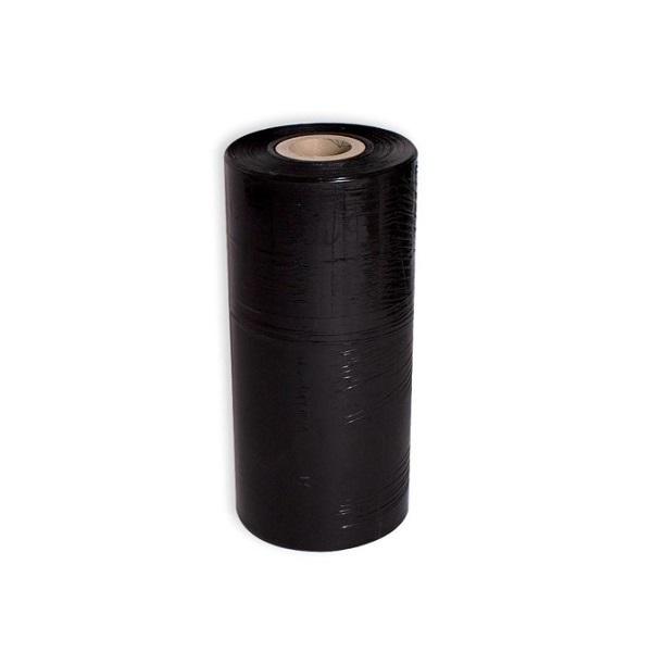 """Plástico negro de 20"""" para embalar"""