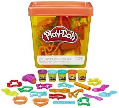 Play-Doh Fun tub (20 piezas)