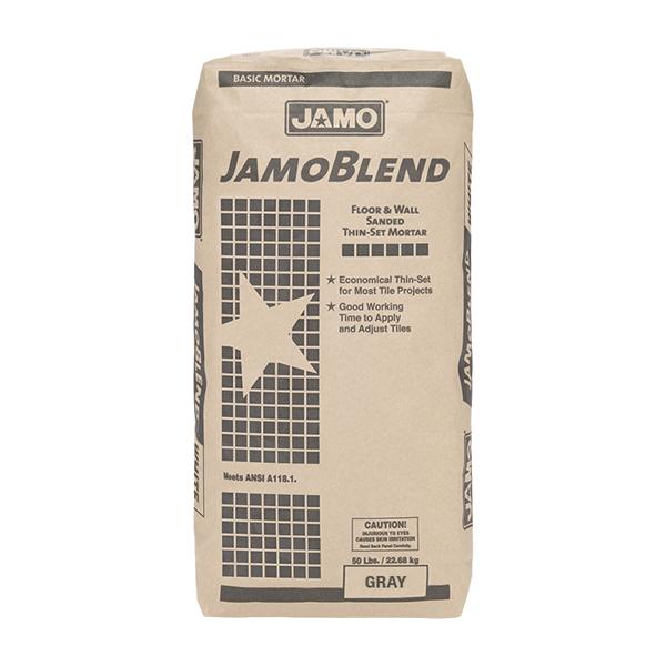 Pegamento Jamo Blend de 22.68kg color gris JAMO