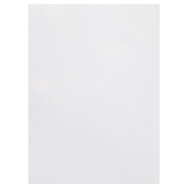 Pared de 20cm x 30cm de color blanco brillo