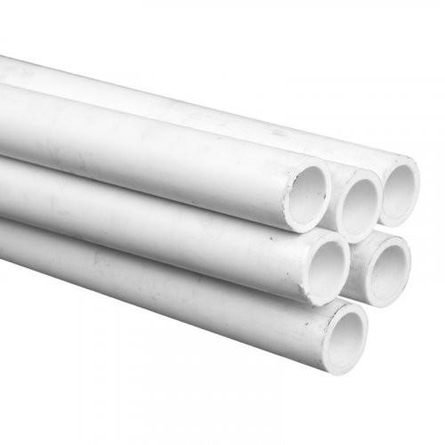 """Tubería de PVC de 3/4"""" x 20' SDR-21"""