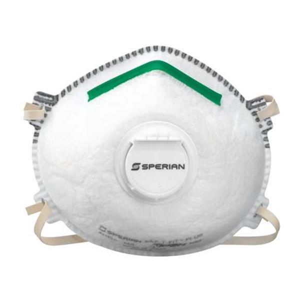 Mascarilla N95 con válvula de exhalación - 1 unidad