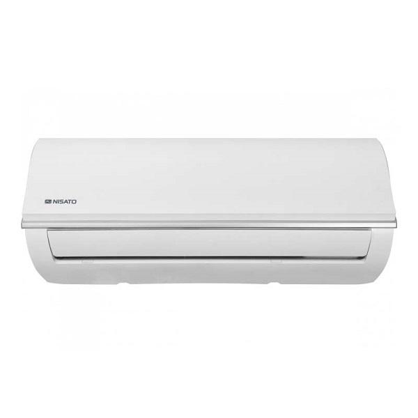 Aire acondicionado split estándar de 9000 BTU de color blanco NISATO