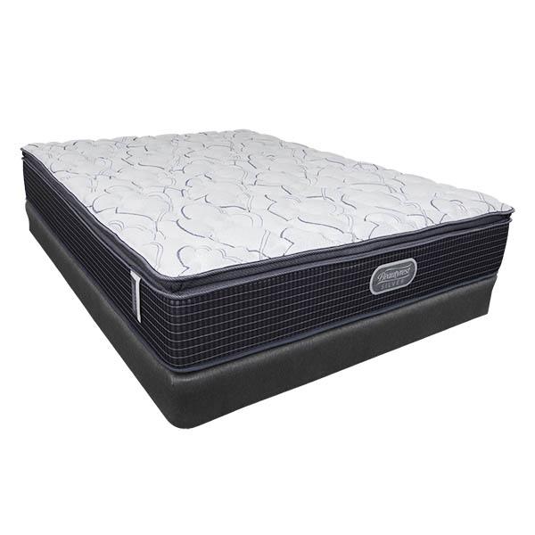 Colchón BeautyRest Silver Pearl Island Pillow Top tamaño queen SIMMONS