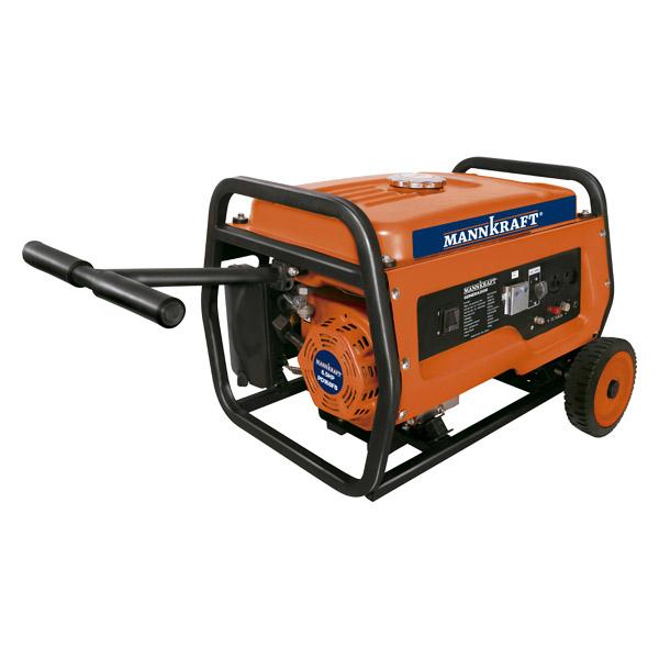 Generador electrico 2200w - MANNKRAFT