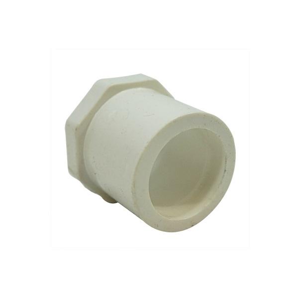 """Reducción de PVC de 1"""" x 3/4"""""""