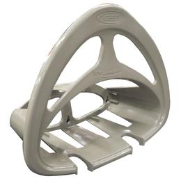 Colgador de plástico con bandeja de almacenamiento con capacidad de 150 para man