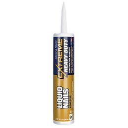 Adhesivo líquido para construcción interior y exterior heavy duty extreme x10 on