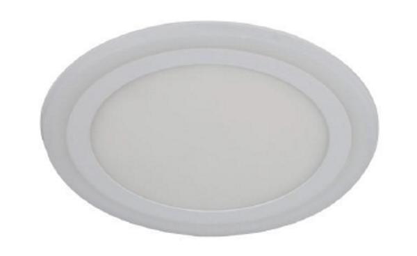 Lámpara led  empotrable acabado blanco de  24W luz blanca GENERAL LIGHTING