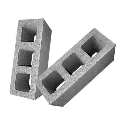 """Bloque de 6"""" x 18"""" de concreto"""