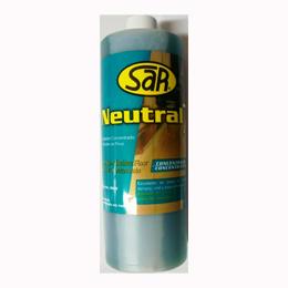 Neutralizador de pisos concentrado limón neutral7 x1 litro sar