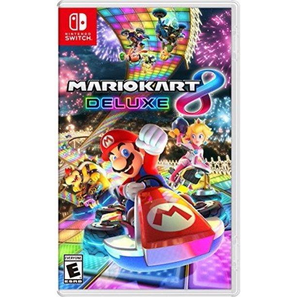 Videojuego Mario Kart 8 Deluxe - Nintendo Switch
