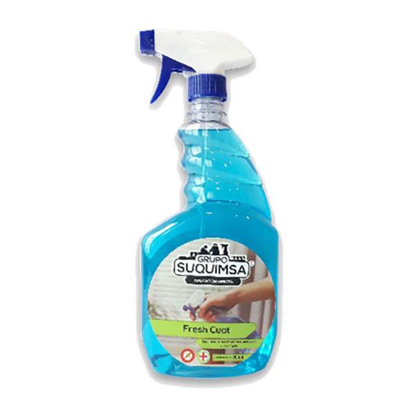 Desinfectante multi propósito Fresh Cuat, 960 ml