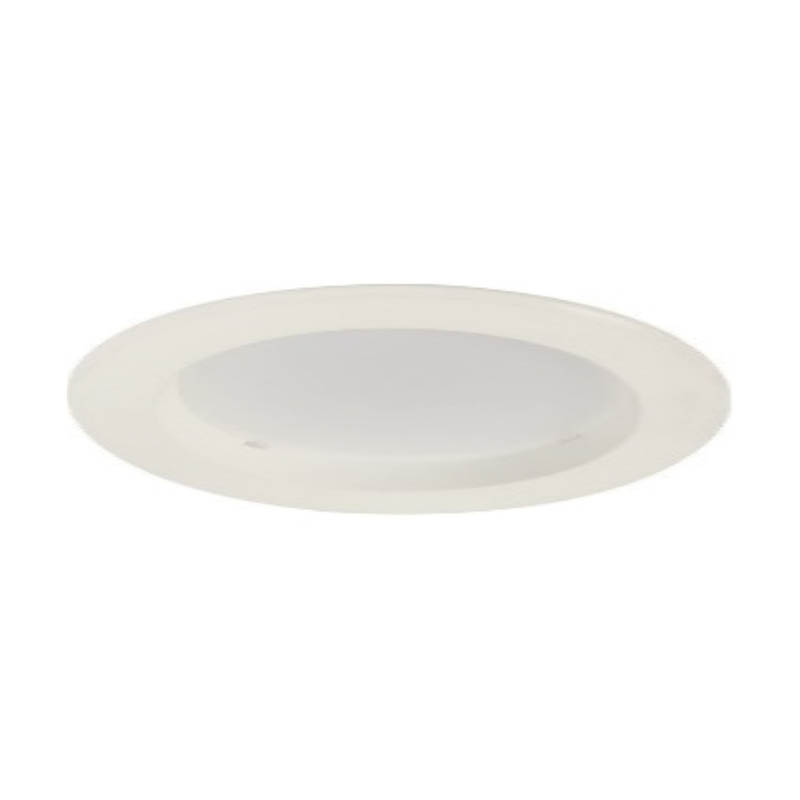 Lámpara led empotrable de 3w luz blanca de 200lm con acabado blanco general ligh