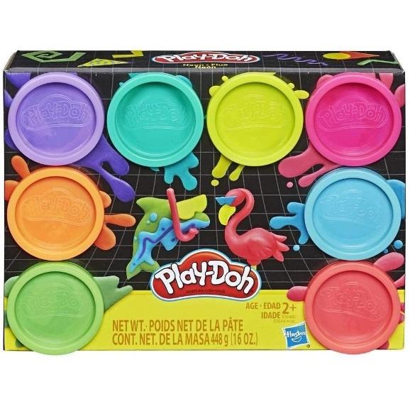 Play-Doh mini pack de 8 latas de compuesto