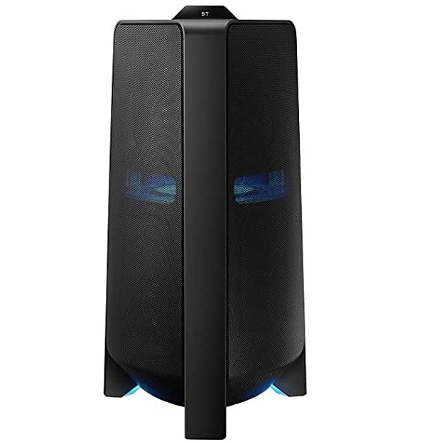 Torre de sonido 70 modelo MX-T70/ZP con luces LED y woofer integrado de color ne