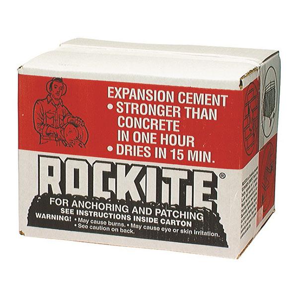 Cemento hidráulico de 25lb ROCKITE