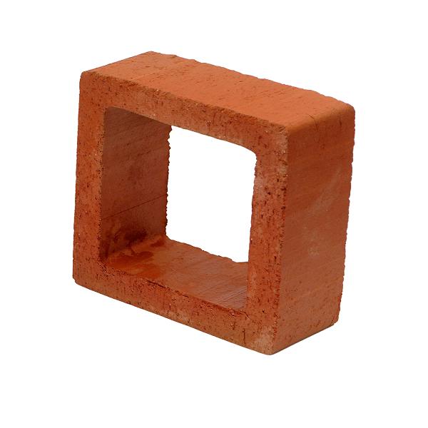 """Bloque de arcilla ornamental cuadrado 8"""" x 8"""""""