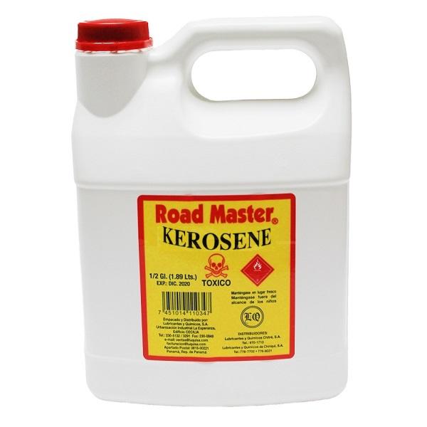 Kerosene diluyente de 1/2gl ROAD MASTER