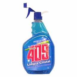 Limpiador de cristales y desengrasante de 32oz 409