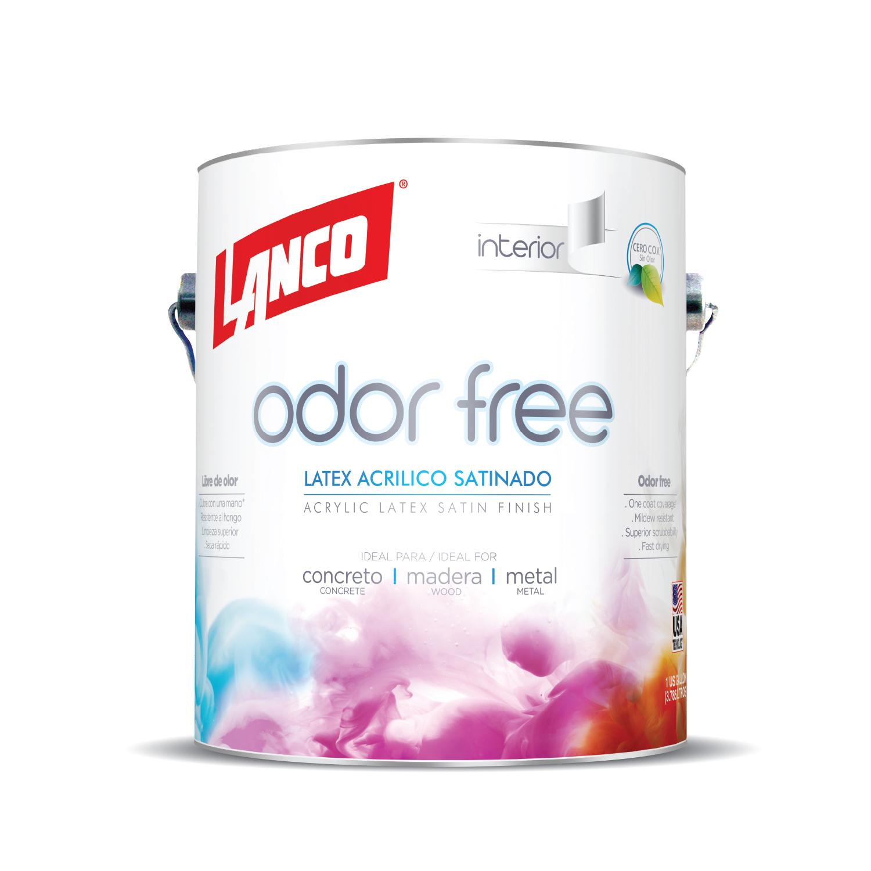 Pintura de esmalte latex acrílica Odor free de alta calidad de base tinte de aca