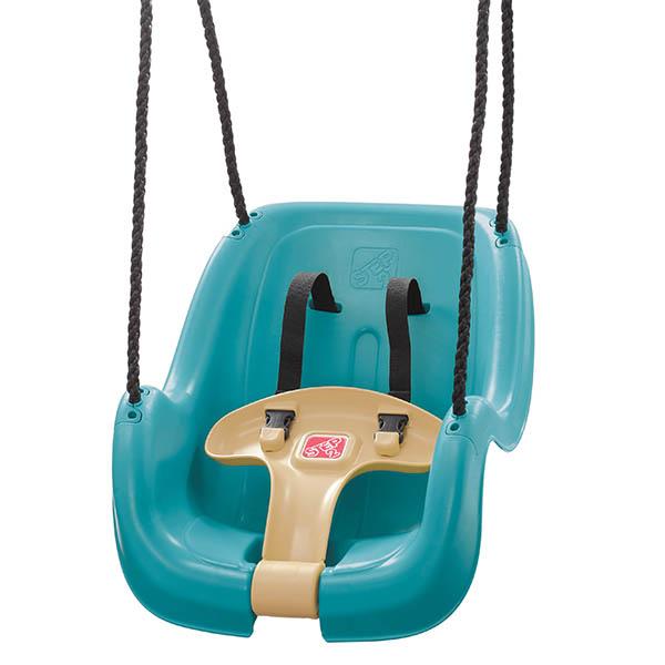 Columpio Infanto to Toddler para niños color turquesa STEP 2