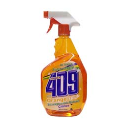 Limpiador biodegradable naranja 946 ml 409