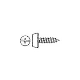 Tornillo galvanizado de punta fina para gypsum- 11mm (7/16in) - #6