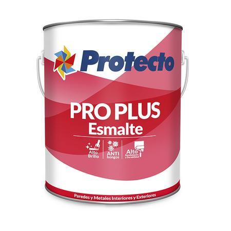 Esmalte brillante Pro Plus acabado brillante para interior y exterior de color b