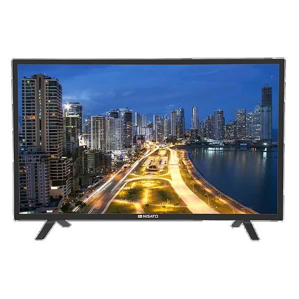 """Televisor Smart de 50"""" con definición UHD 4K con sintonizador digital DVBT NISAT"""