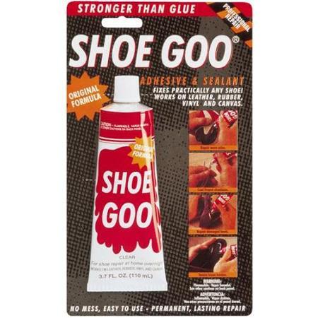 Pegamento adhesivo de 110ml sellador para zapatos de color transparente GOOP